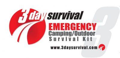 3 Day Survival Logo