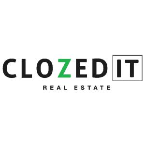 CLOZED IT REAL ESTATE logo